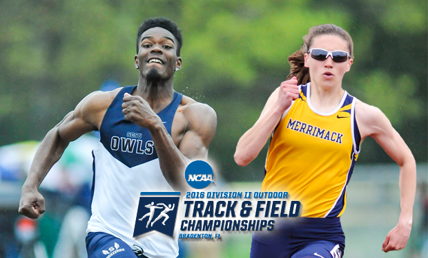 Nineteen NE-10 Student-Athletes to Compete in National Outdoor Track & Field Championships