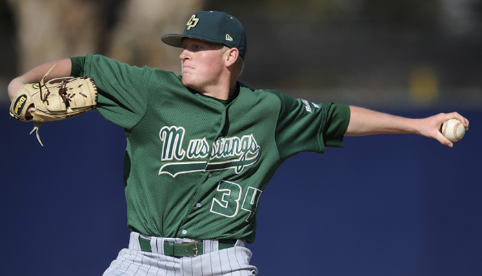 Cal Poly Baseball Defeats San Diego State in First Game of Twinbill, 7-4