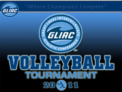 Ticket Info For Thurday's GLIAC Volleyball