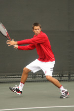 Bronco Men's Tennis Sweeps Montana State 7-0