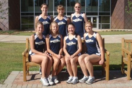 GSW Cross Country Opens Season at Cougar Invitational