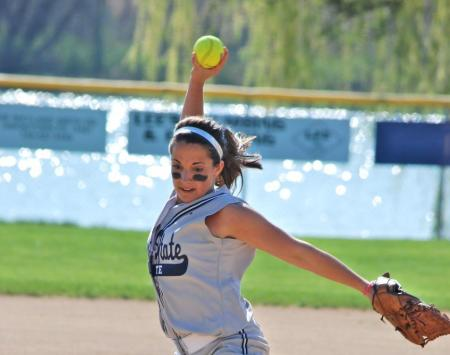 Softball Split with New Kensington Sets Up Exciting Weekend
