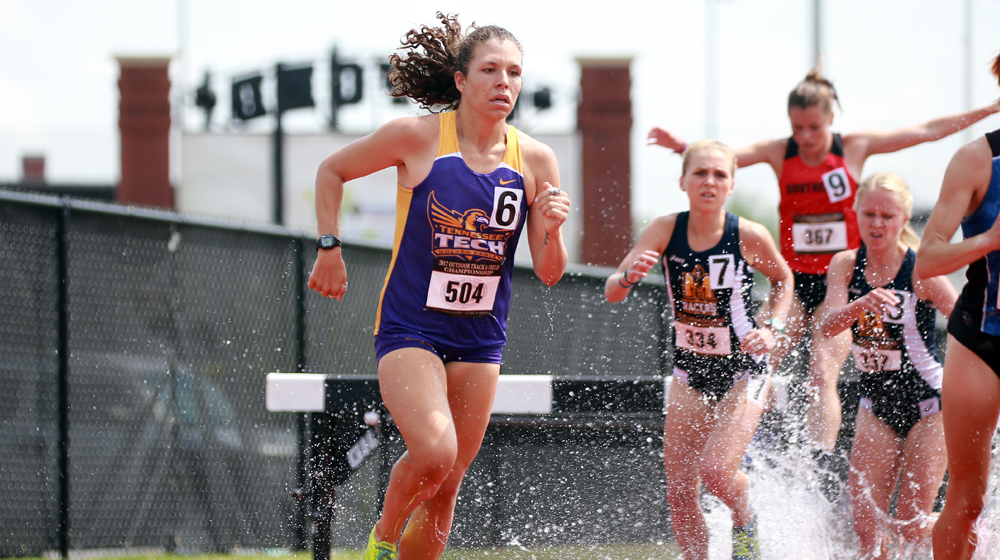 Tech track and field currently in tenth after day two of Outdoor OVC Championships