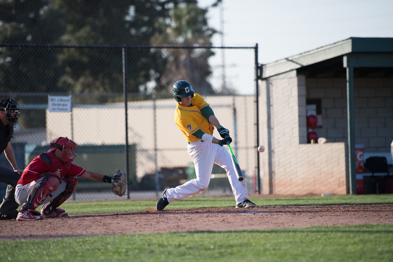 Baseball: Mattson Throws a Gem as the Offense Scores Late to Seal Victory