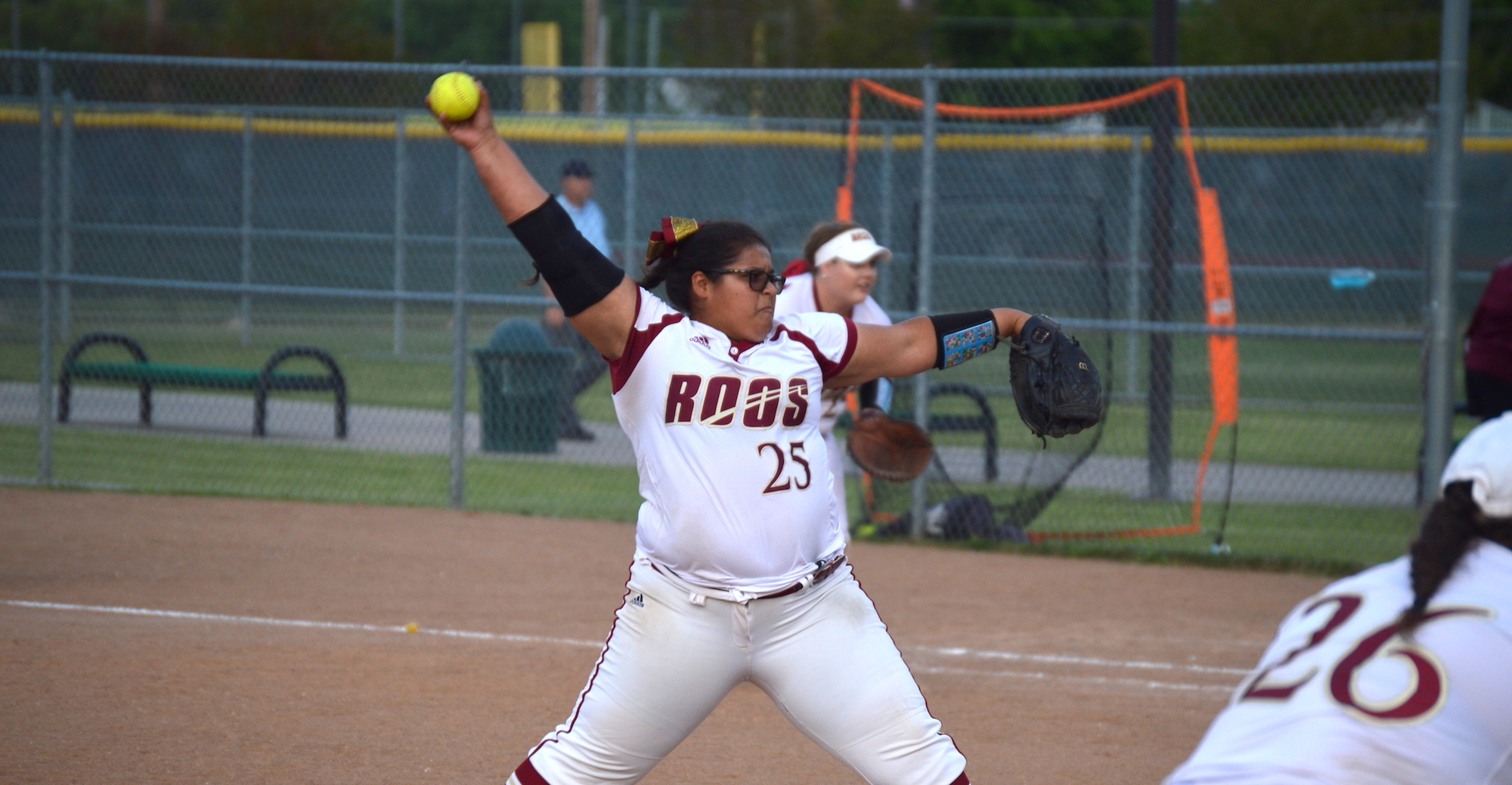 Herrera Named SCAC Co-Pitcher of the Week