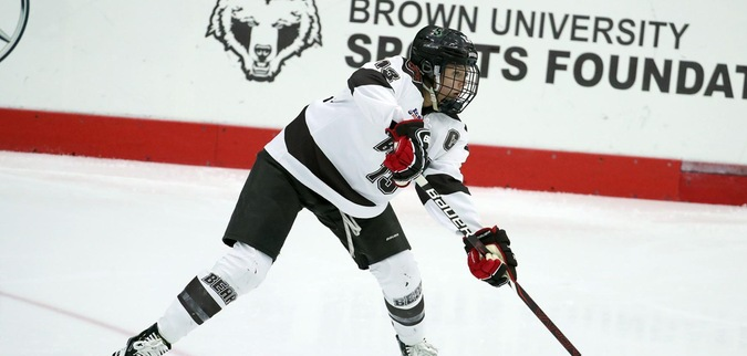 Brown earns league point in tie with Harvard