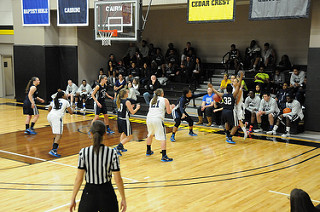 Women's Basketball Wins At PSU Schuylkill To Improve To 9-3