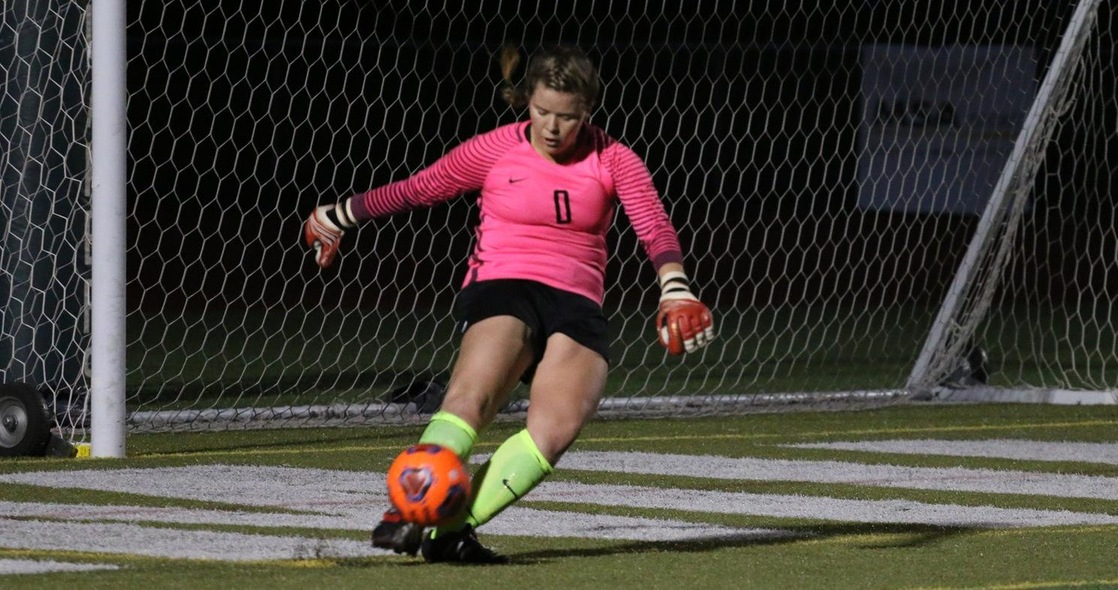 Early Goal Lifts Marietta Over Women's Soccer