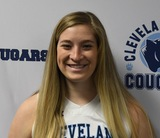 Emma Harig, Freshman Forward, Cleveland State, TCCAA Women's Basketball Player of the Week 3/1