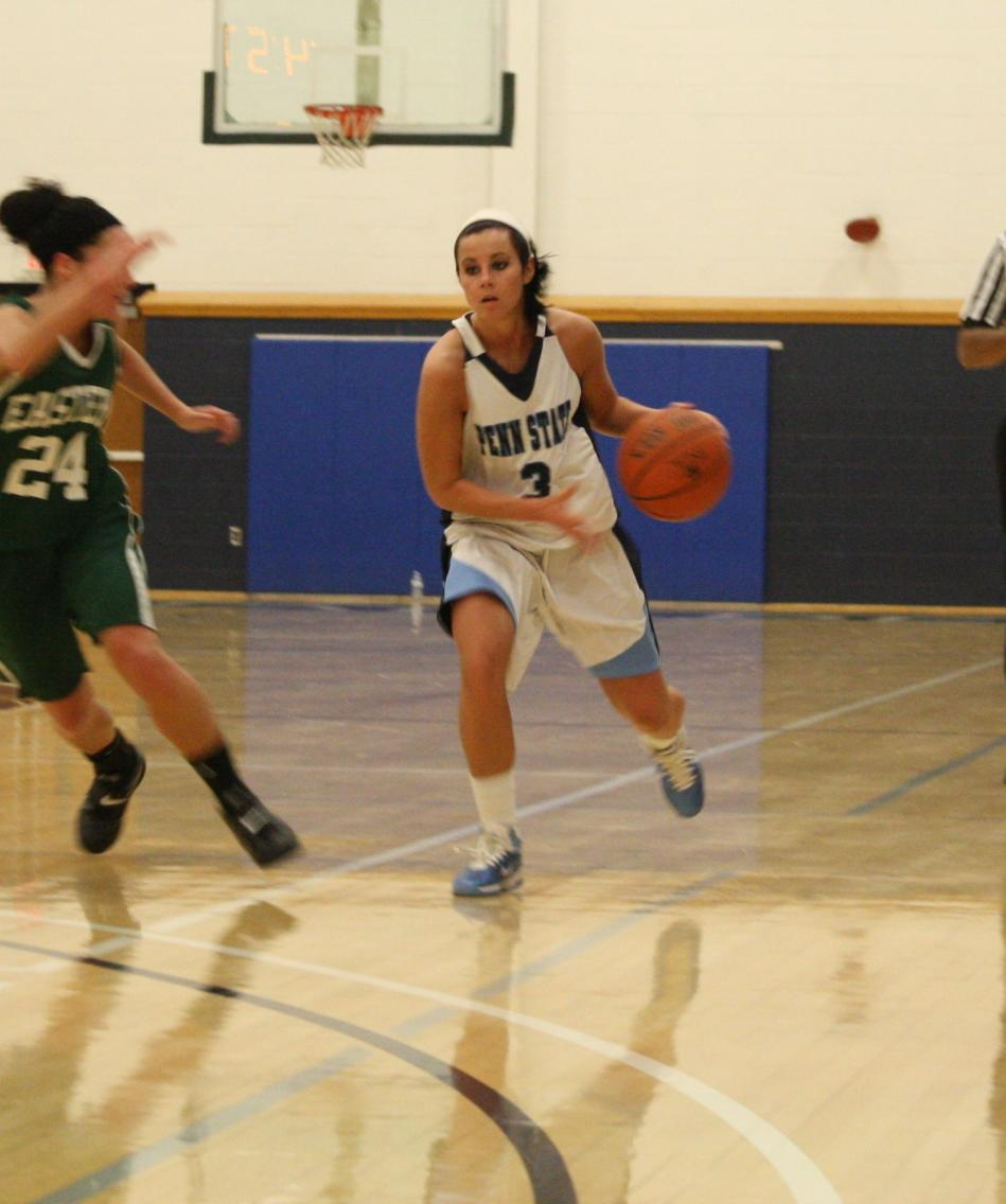 Lady Lions Lose Last Home Game of the Season