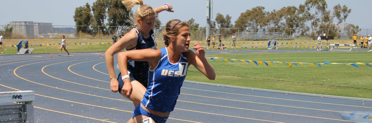 UCSB Will Send Seven Women to NCAA West Preliminaries This Weekend
