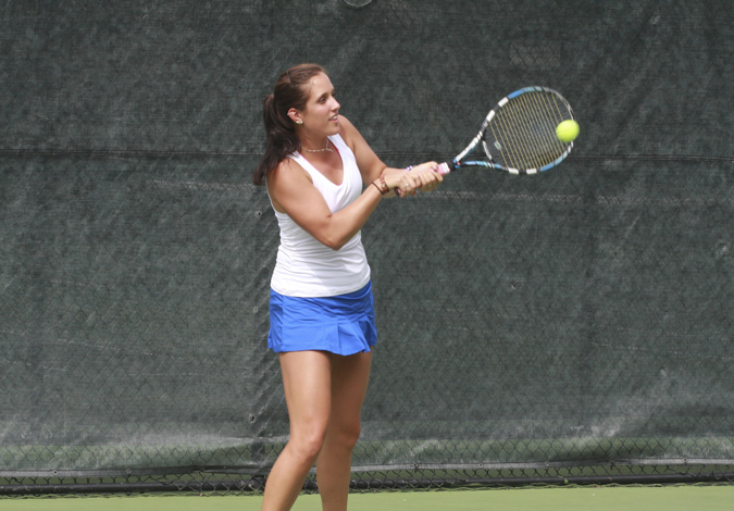 Women's Tennis Competes at the ITA Ohio Valley Regional Championships