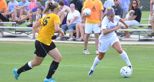 Tech soccer shows character in 2-0 loss to #10 Missouri