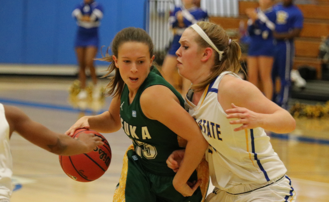 Keuka College Rallies for 55-54 Victory Over Alfred State