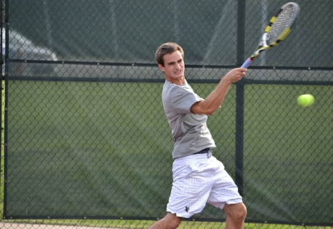 UMW Men's Tennis Tops Kalamazoo, 5-2, in NCAA Tournament 2nd Round