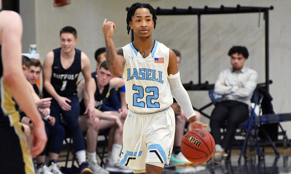 MBK: Lasell outlasts Suffolk in overtime; Day, Nunez, Vanderhorst lead Lasers