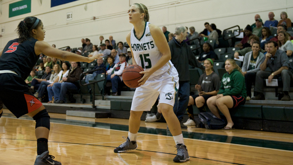 WOMEN'S BASKETBALL HOSTS UNDEFEATED SAINT MARY'S THURSDAY