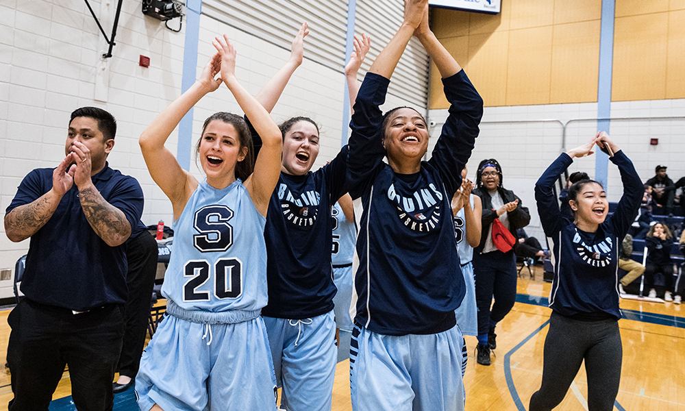 Full court effort leads women's basketball into OCAA Championship