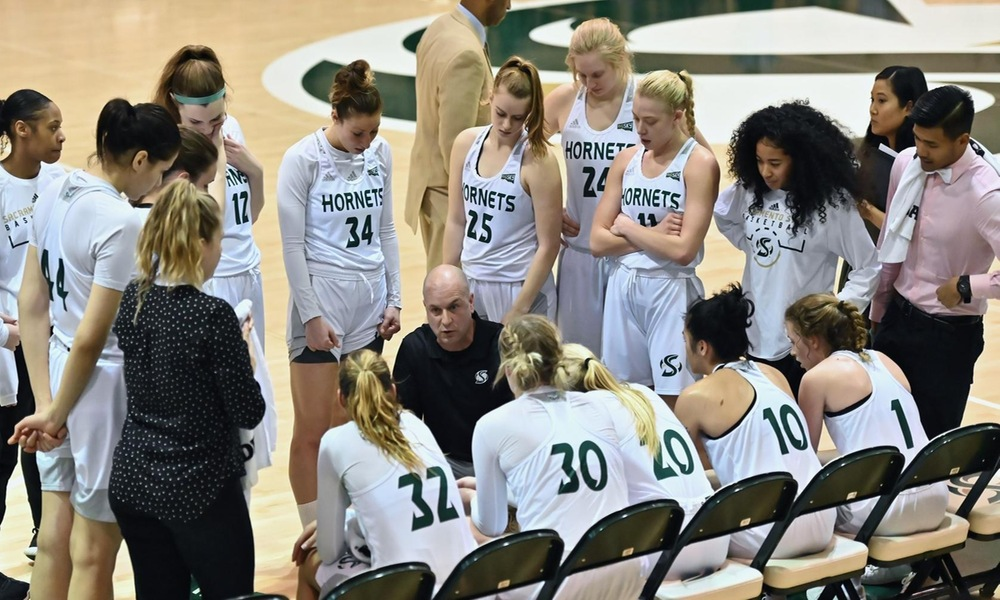 JUST TWO REGULAR SEASON GAMES LEFT; WOMEN'S HOOPS PLAYS THURSDAY AT MONTANA STATE