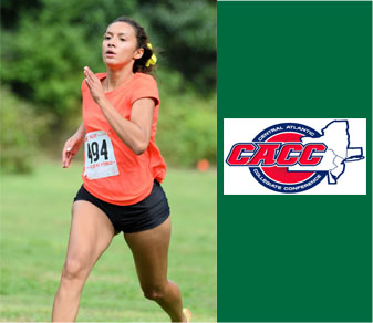 Women's X-C Surges To Third At CACC Championship