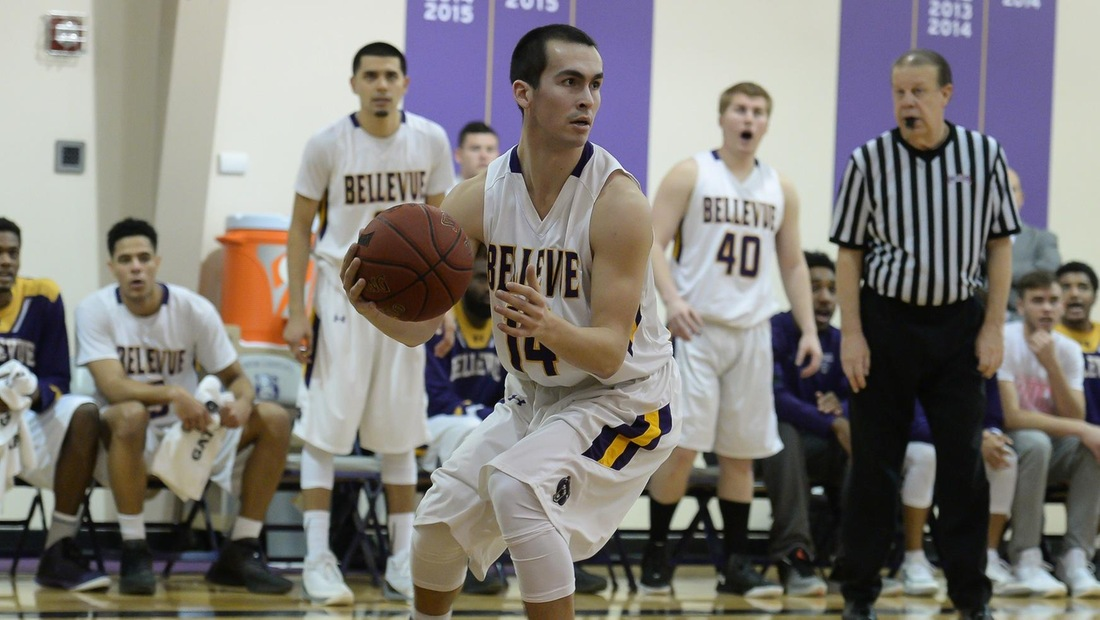 Bellevue routs Friends, 80-70, at York Classic