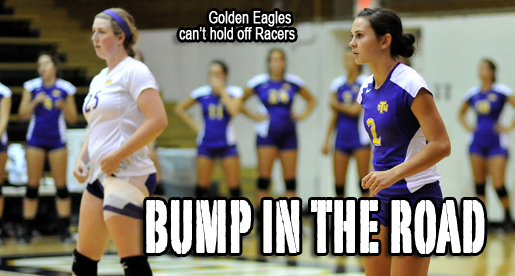 Golden Eagles face Murray State in tough OVC match