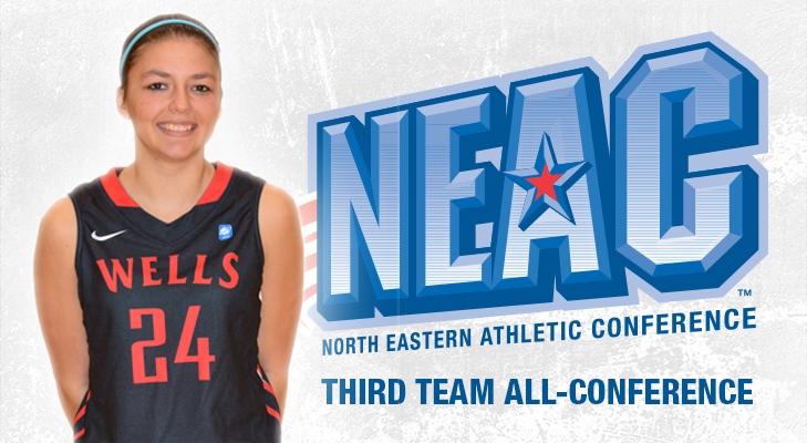Erkson Earns NEAC Third Team All-Conference Honors