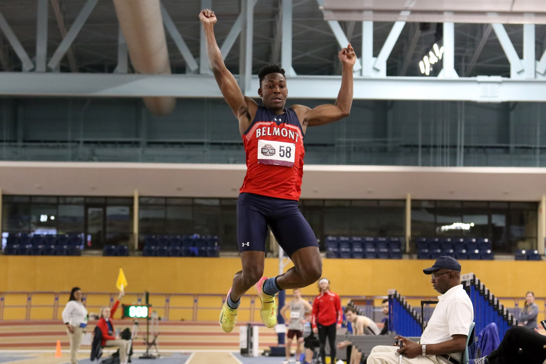 OVC Men's Indoor Championships: Day 1