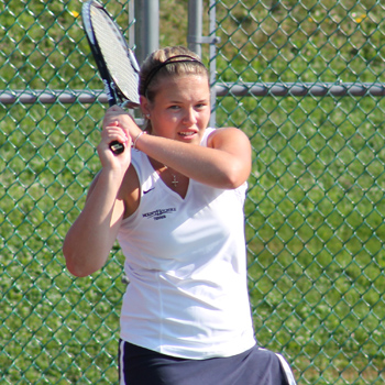 Tennis Shoulders 7-2 Loss at #28 Bates to Open Spring Schedule