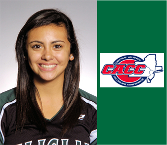 Lopez Selected As CACC Rookie Of The Week