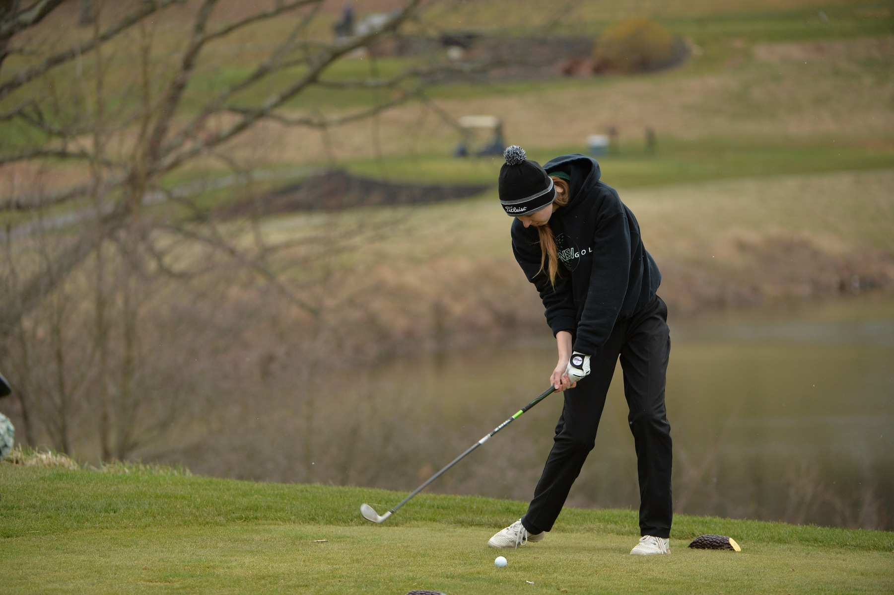 Women's Golf Takes Third at Alvernia Spring Invite, Kline Finishes Tied for Eighth