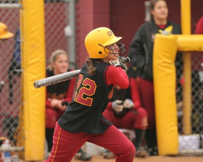 CMS Female Featured Athlete, Jessica Vaughn, Softball
