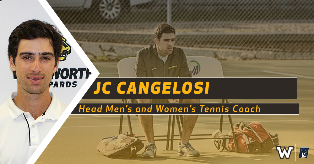 Cangelosi Elevated to Head Men's & Women's Tennis Coach