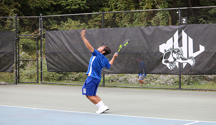 Mars Hill sweeps Pfeiffer at home
