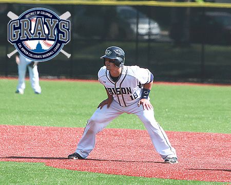 Gallaudet's Casey Hicks set to debut with the D.C. Grays this summer