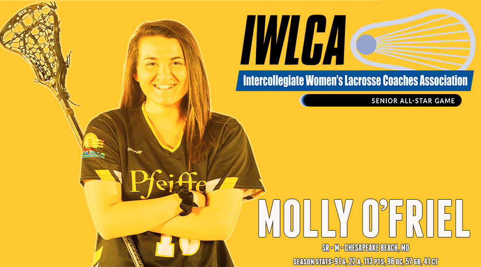 O'Friel Selected to Play in IWLCA Division III Senior All-Star Game