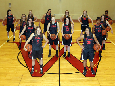 2013-14 Wells College Women's Basketball Preview