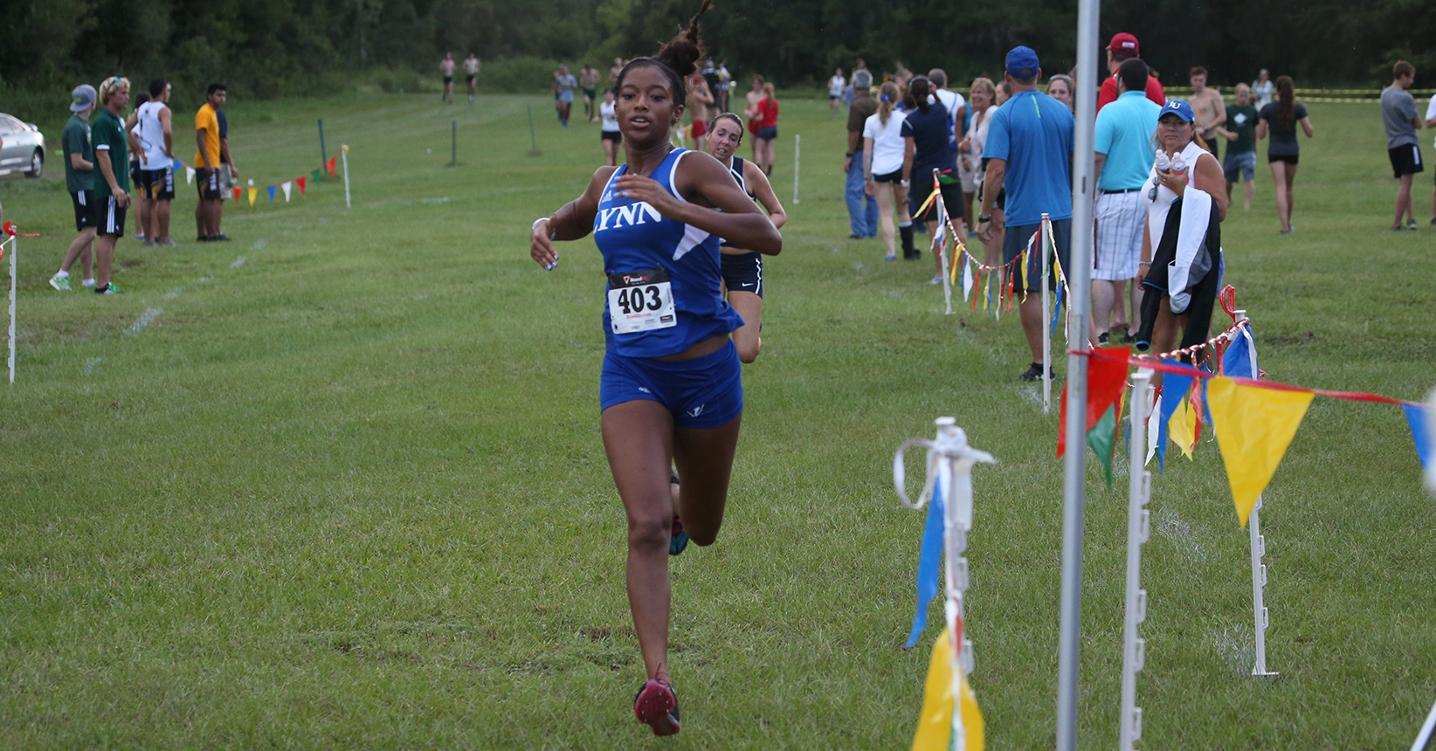 Cross Country Competes at UCF Invite