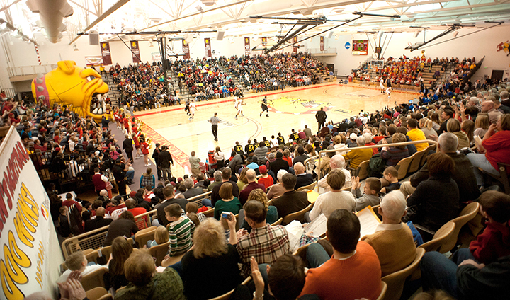 Today's Ferris State Basketball Home Doubleheader Canceled