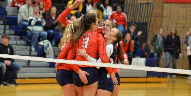 Clean Sweep of Warriors leads SVSU to the GLIAC Semifinals