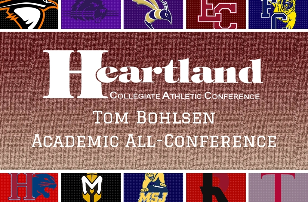 Fourteen Franklin Student-Athletes Earn Tom Bohlsen Spring Academic All-Conference Honors