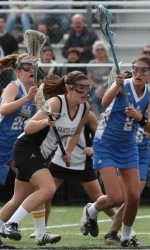 Women's Lacrosse Ranked No. 1 Nationally