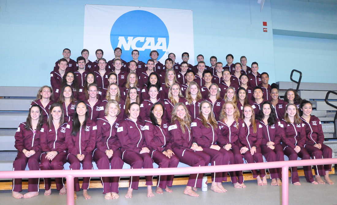 Maroon swimming & diving highlights CSCAA Scholar All-America Teams