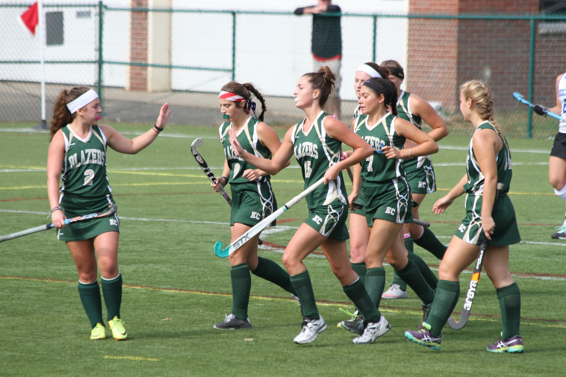 Field Hockey Blanks Becker