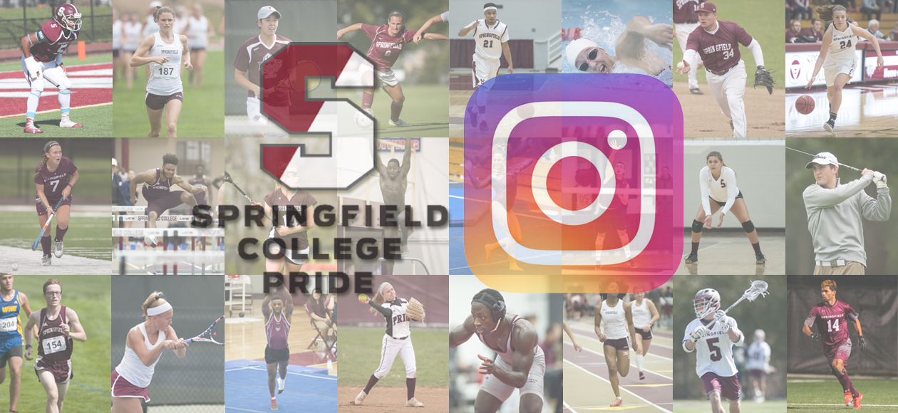 Springfield College Athletics Launches Instagram Takeover Challenge