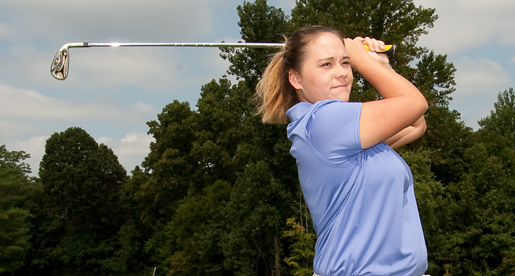 Golden Eagle women in Florida for EKU's El Diablo Intercollegiate