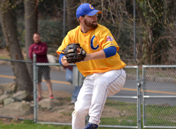 Clippers Win Non-Conference Game over Dowling, 8-3, on Senior Day