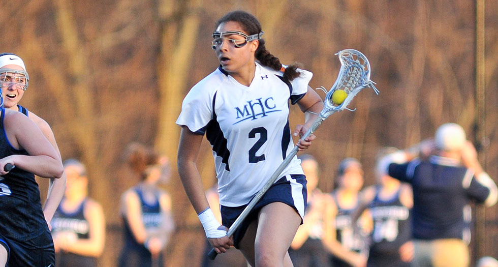 Lacrosse Suffers NEWMAC Loss at Wellesley