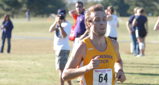 Cline, Taylor lead Tech runners to second-place finishes at TTU Invitational
