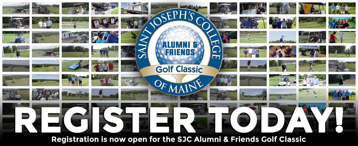 Register Online for the SJC Alumni & Friends Golf Classic!